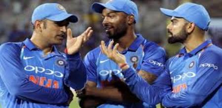 india today play with couple of changes in their squad