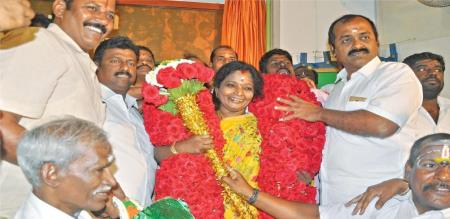DR TAMILISAI OPEN TALK ABOUT NOMINATION