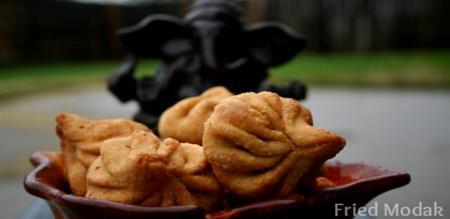 vinayakar chathurthi Spl fried modak