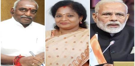 ADMK master plan in BJP is shock