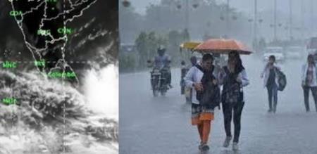 4 days rain for tamilnadu