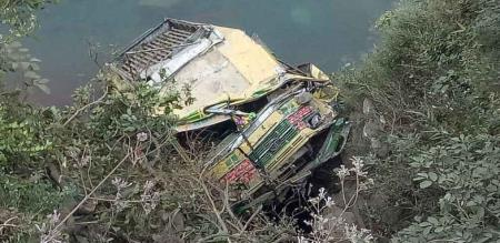 #BREAKING_NEWS ACCIDENT NEAR OOTY