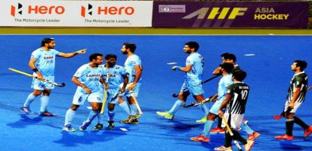 India vs Malaysia, Asia Cup hockey final