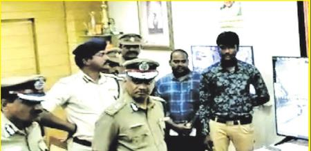 The commissioner said that surveillance cameras would be fitted across Chennai by September.