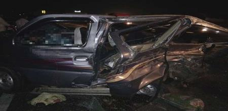 car accident in hosur 5 people death