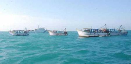 FISHERMAN RELEASED FROM SRI LANKA