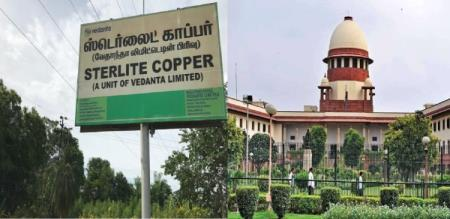 sterlite issue new order in indian sc