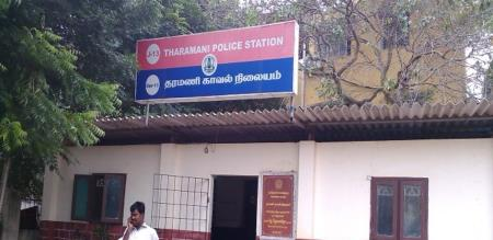 a role model police in Tamil Nadu