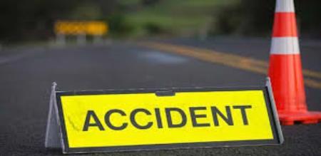car accident in vikravandi