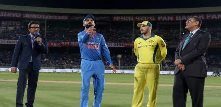 india vs australia 2nd T20I in bangalore