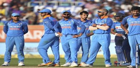 indian team change in mid of asia cup