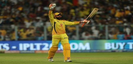 Chennai won the match against Kolkata