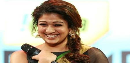 actress nayanthara for political