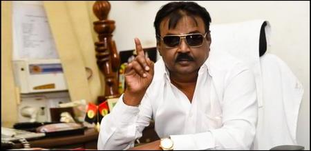 vijay prabhakaran campaign in virudhunagar