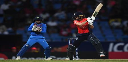 India lost semi final against England in WC