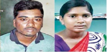 wife killed her husband for her illegal affairs