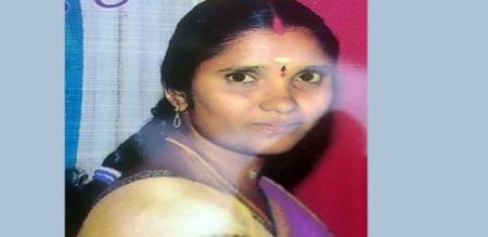 A HUSBAND KILLED HER WIFE