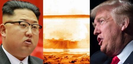 north korea warn to america