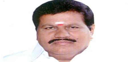 admk mla soolur kanagaraj died by heart attack