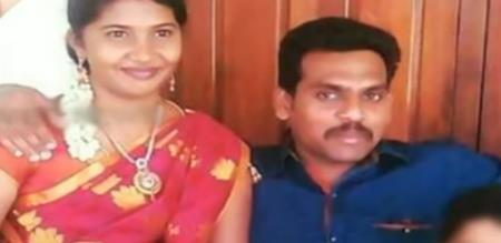 wife suicide at husband birthday