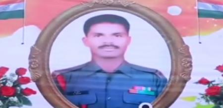 tamilnadu army man murder incident