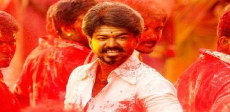 Income tax officials plan to Raid Actor Vijay