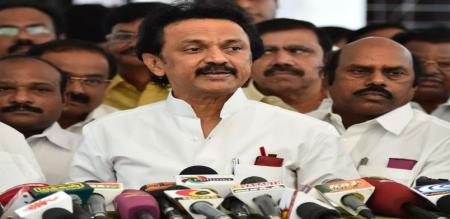 mk stalin give wrong information in election campaign