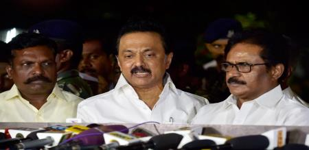 dmk allotted one seat to Muslim league