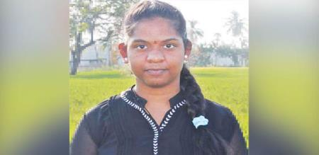 Poor brain failure by the lungs girl died in vellore