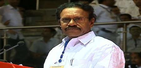 ADMK MP Thambidurai  Press Meet