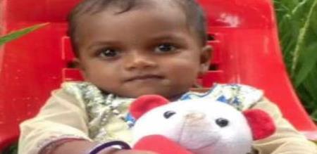 Mumbai earthquake 2 year old child death