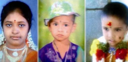 mother killed two children and commit suicide