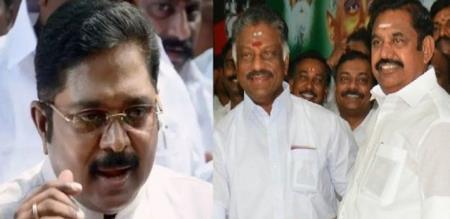 Dhinakaran master plan to flop edapadi