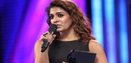 nayanthara announced her future husband
