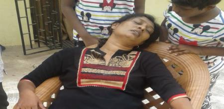 actrees Nilani got suicide