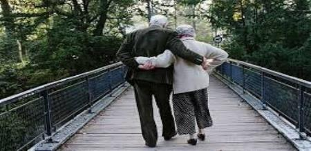 true love in old age