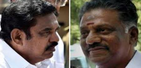 The Minister said that Rama-Lakshmana is like Edappadi Palaniasiyam and Panneerselvam are ruling the state.