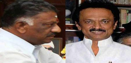 Deputy CM OPS slams DMK Chief Stalin