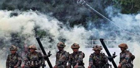 Indian-forces-seize-weapons-cache-full-of-Chinese