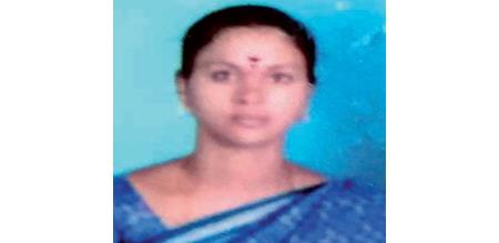 in thirupur a girl killed by her husband due to Doubts
