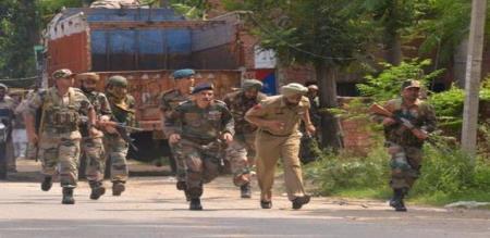 Intelligence input warns terror strike in Gujarat