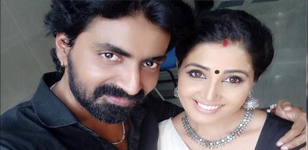 santhra prajin post twin baby photo