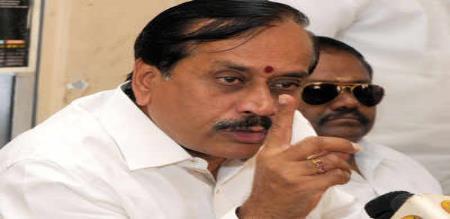 H.Raja held a meeting without reporters