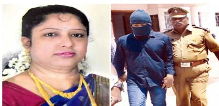 in puthuchery a mother killed by her son due to illegal affair