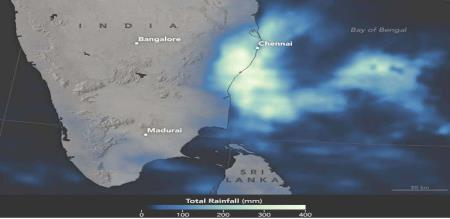 chennai rainfall report Assembly