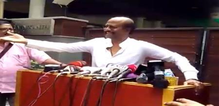 rajini answered ro jayakumar in press meet