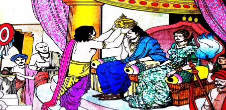 Pandiya king - Avani Soolamani