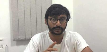 RJ balaji tweet about jk ritish dead