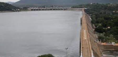 mettur dam water level increase