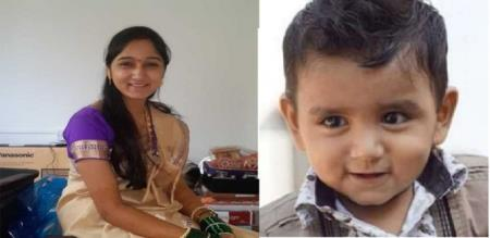 mother killed son and commits suicide